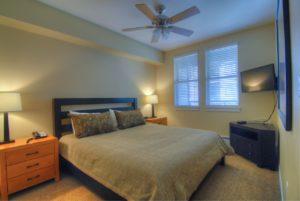 one bedroom kitchenette bedroom